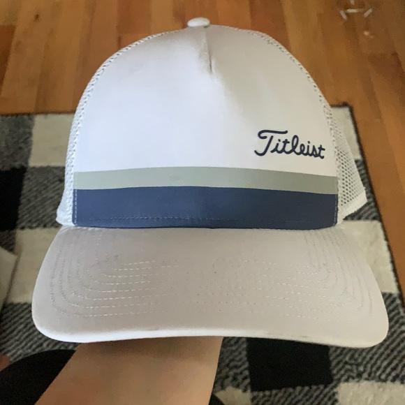 Titleist trucker hat